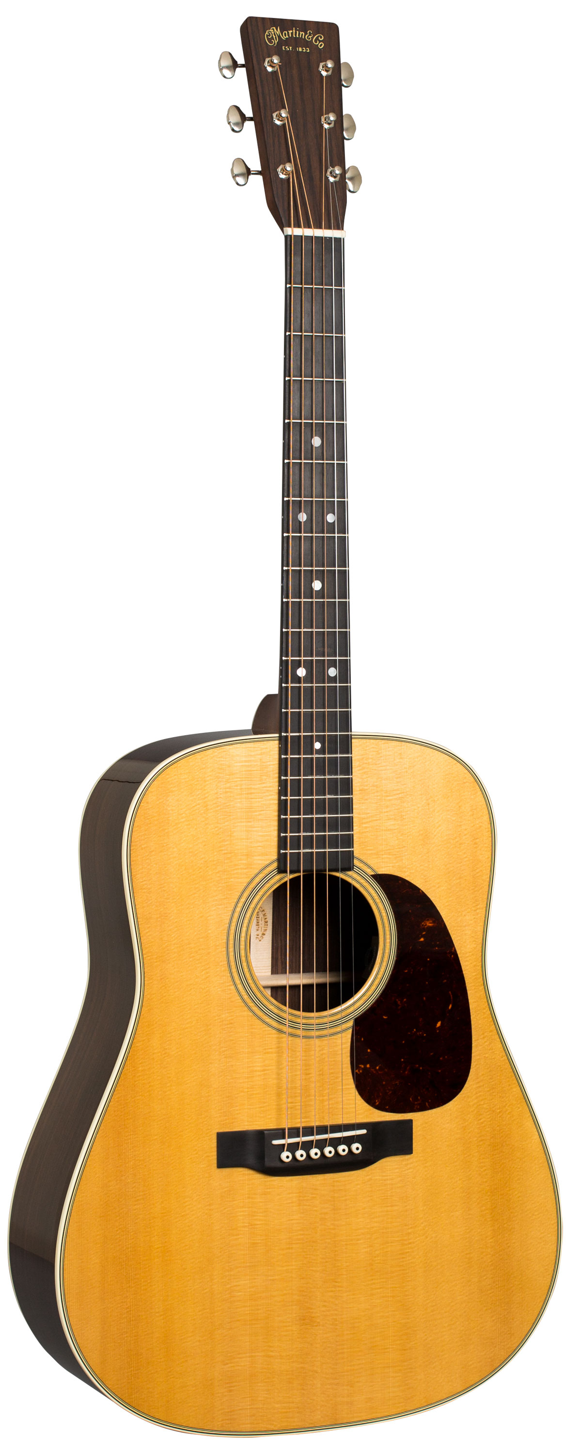 Martin D-28E Reimagined Fishman